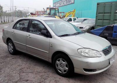 TOYOTA Corolla 1.6, Año 2005