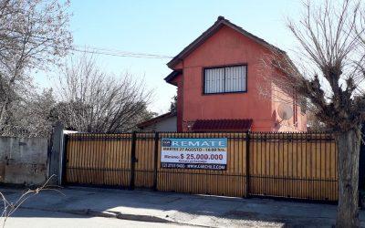 Remate Casa en Los Andes