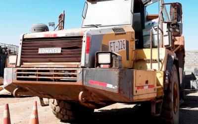 Remate Camiones, Equipos y Maquinaria