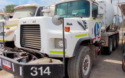 Remate Camiones Mixer