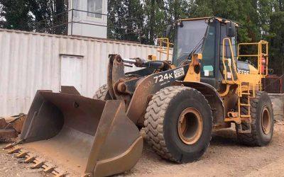 Remate Maquinaria Construccion, Mov. Tierra, Foresta, Minería y Obras Civiles